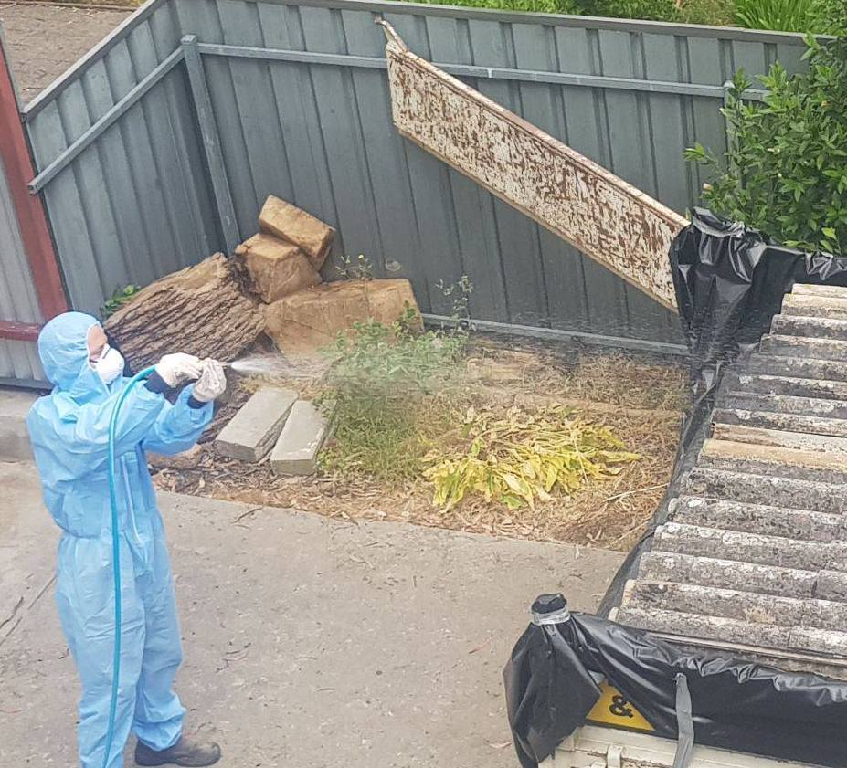 Asbestos Sofit