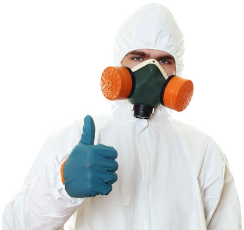 Asbestos Testing - Wearing The Right Safety Gear For Handling ACM's