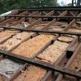 Clear From Asbestos Containg Roof Materials